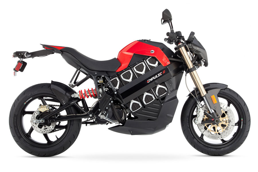 Abalta Technologies' EV Range Estimator to Be on Brammo's Empulse Electric Motorcycle at the Detroit